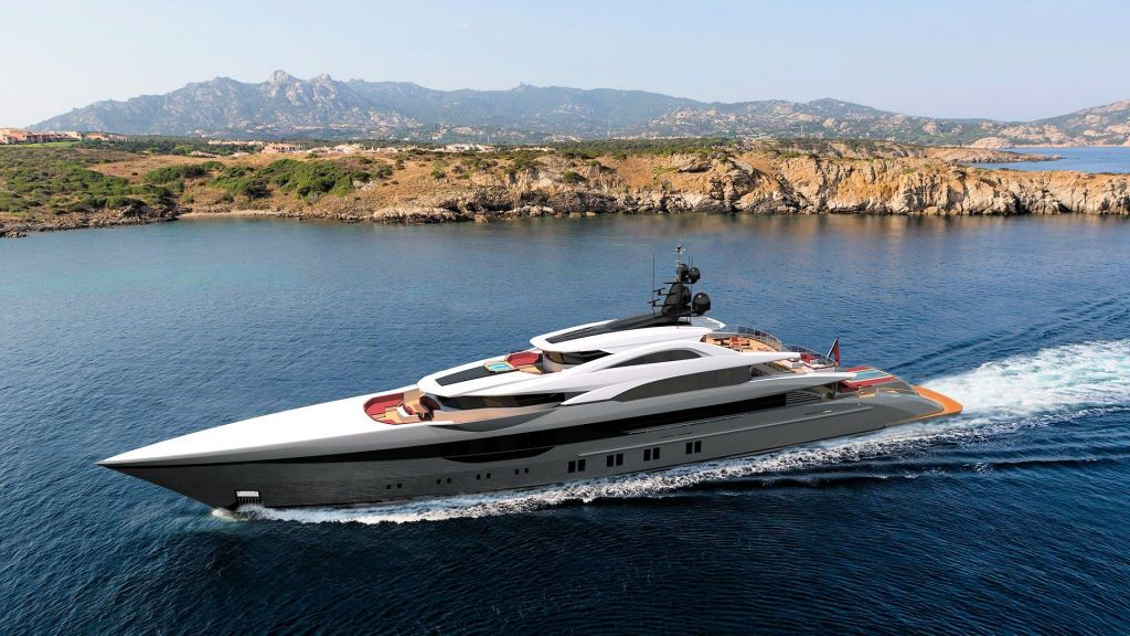 Ocean Going Full Displacement Mega Yacht (16)