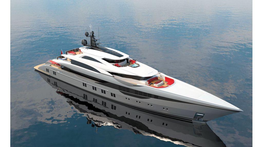 Ocean Going Full Displacement Mega Yacht (17)