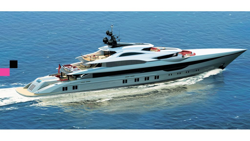 Ocean Going Full Displacement Mega Yacht (18)
