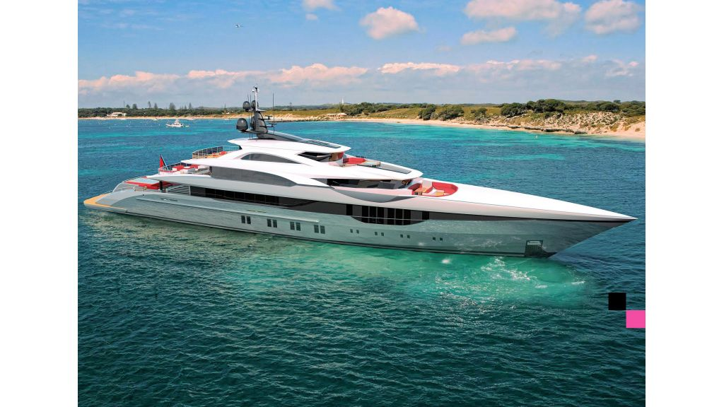 Ocean Going Full Displacement Mega Yacht (19)