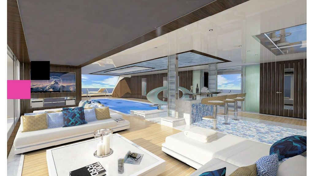 Ocean Going Full Displacement Mega Yacht (29)