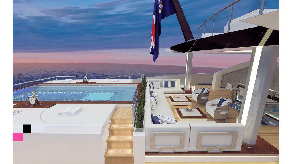 Ocean Going Full Displacement Mega Yacht (57)