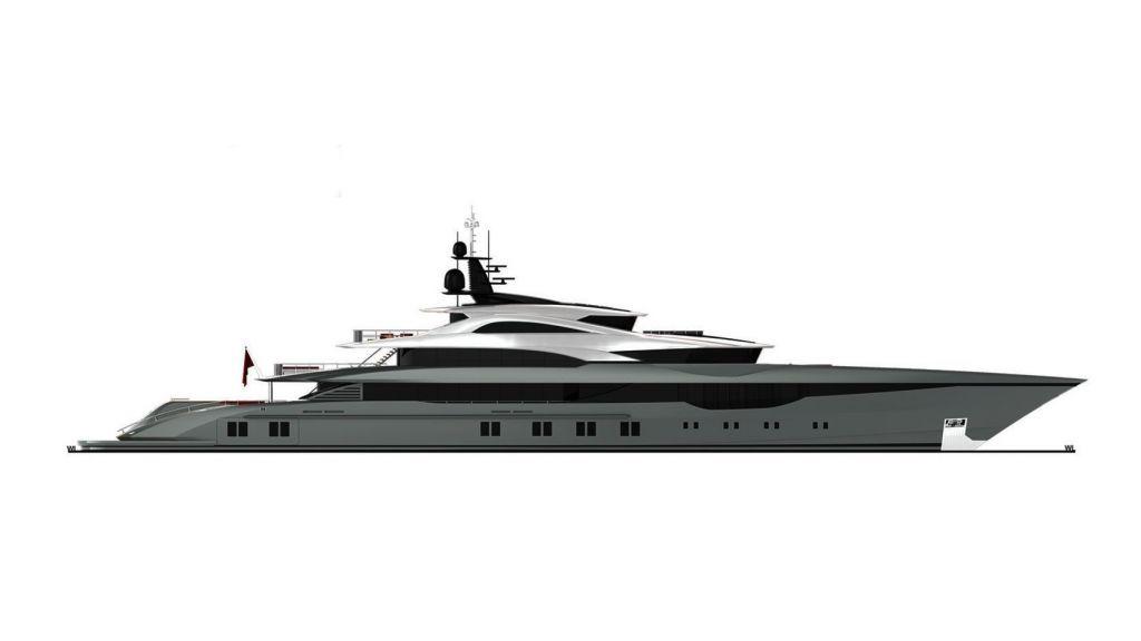 Ocean Going Full Displacement Mega Yacht (62)