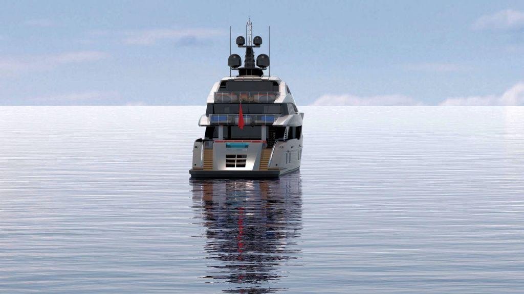 Ocean Going Full Displacement Mega Yacht (8)