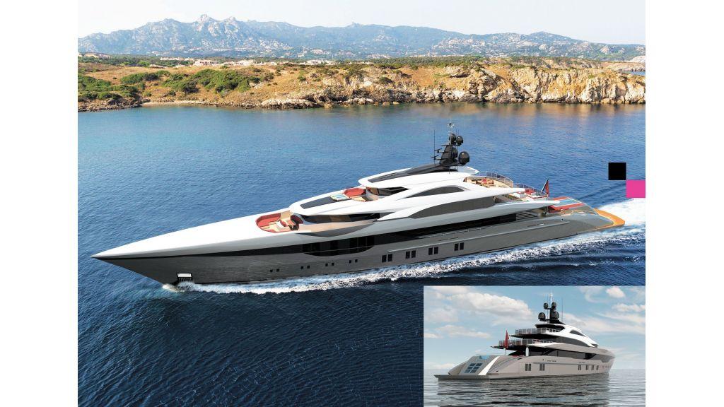 Ocean Going Full Displacement Mega Yacht (9)