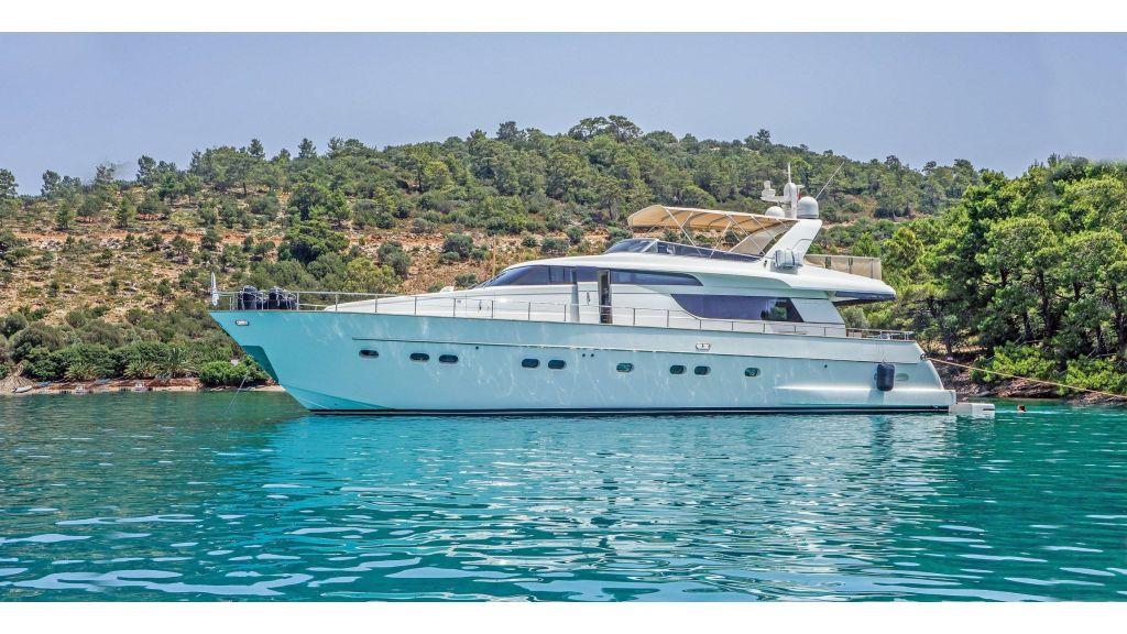 Sanlorenzo 72ft for charter (29)