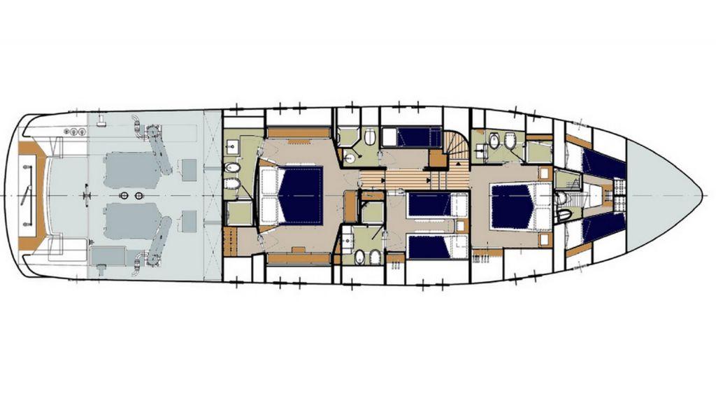 Sanlorenzo 72ft for charter (30)