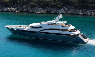 La Passion Motor Yacht