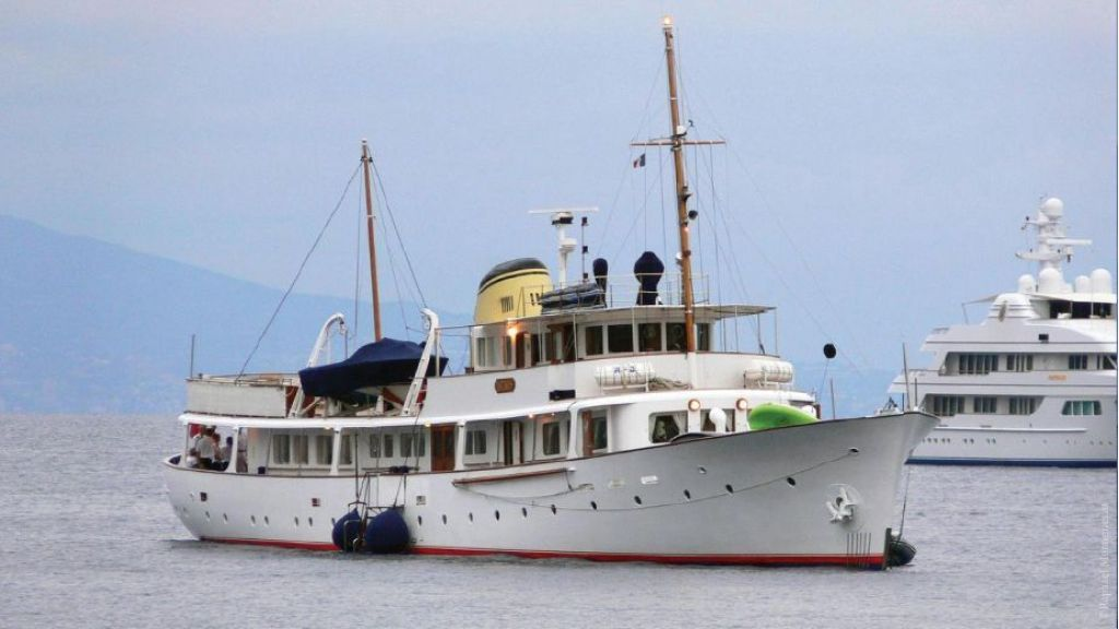 Classic Motoryacht (2)