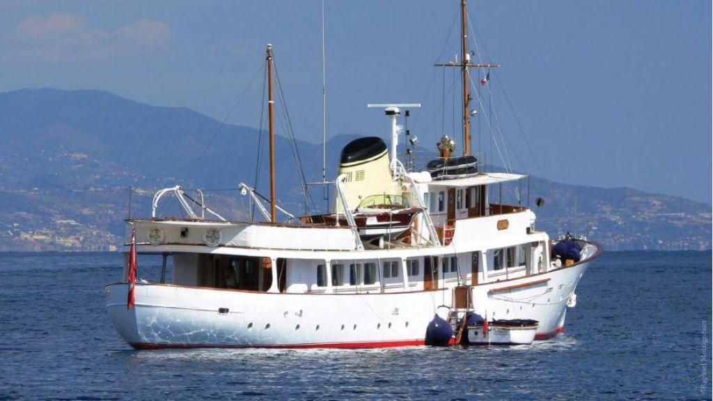 Classic Motoryacht (3)