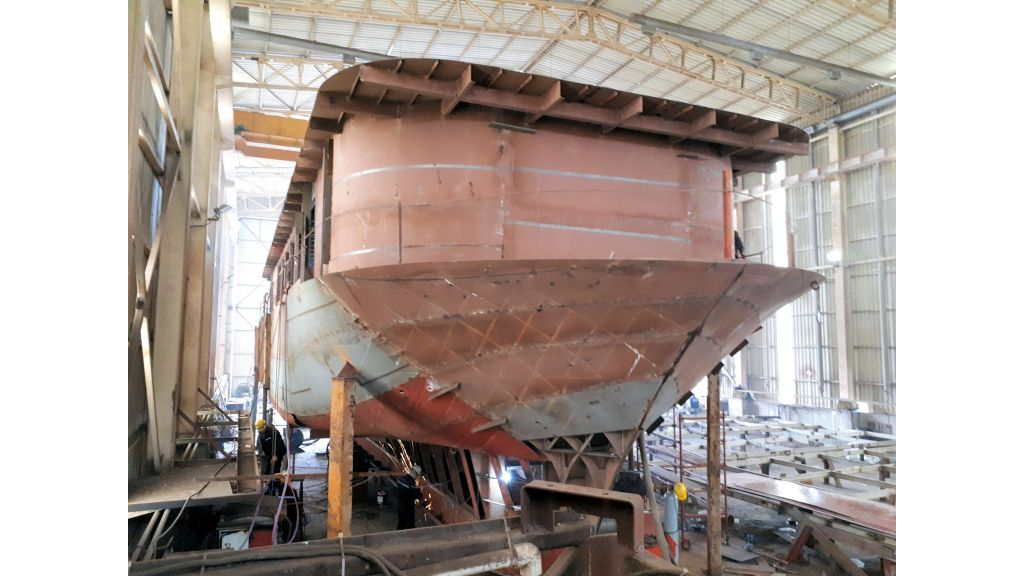 Semi Submarine Construction (4)