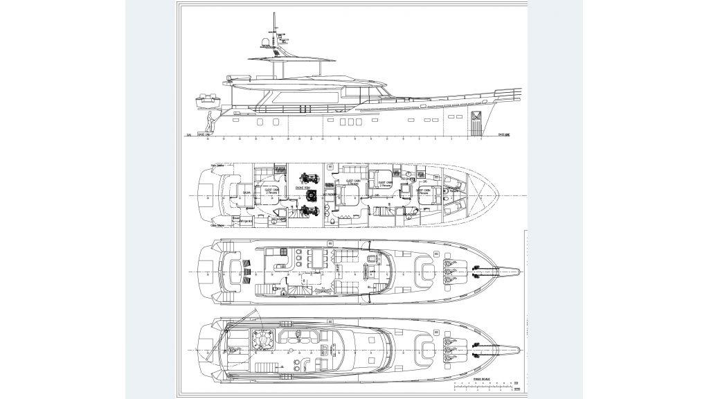 Aluminum Structure Motoryacht (2)