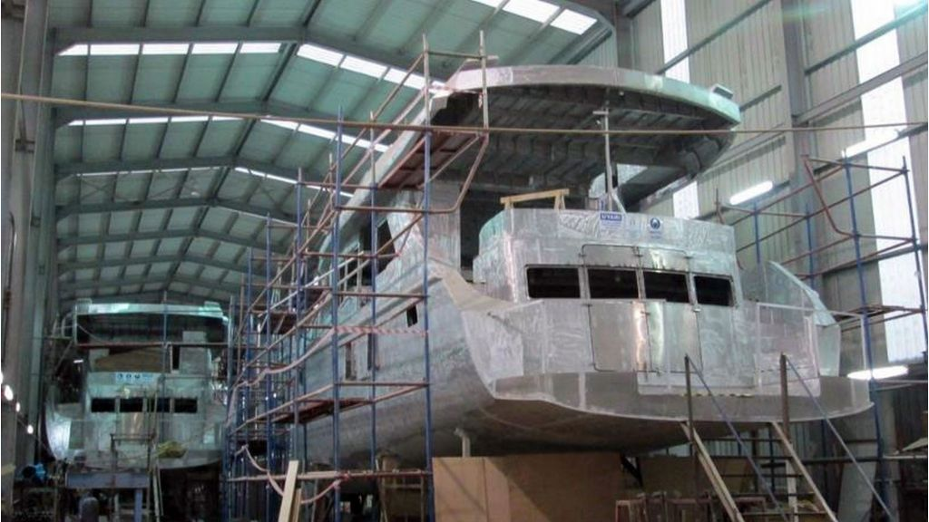 Aluminum Structure Motoryacht (22)
