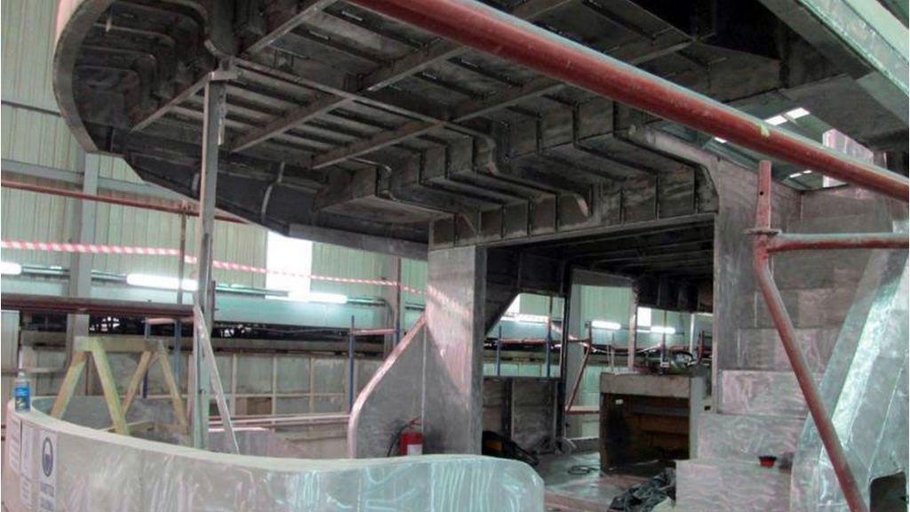Aluminum Structure Motoryacht (25)