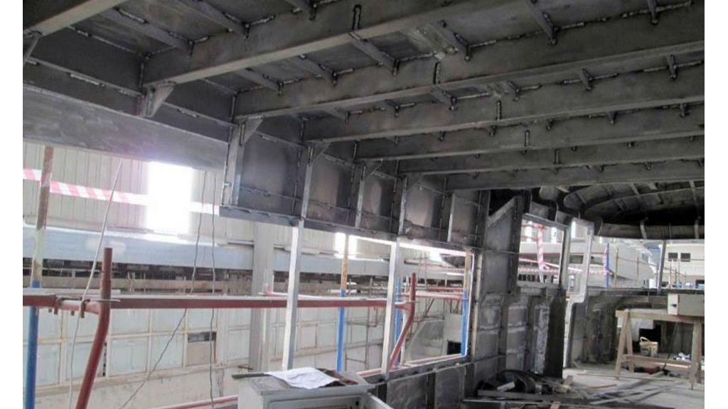 Aluminum Structure Motoryacht (27)