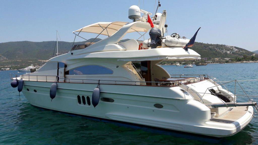 Astondoa 72 For Sale