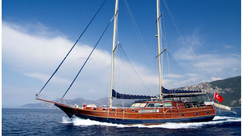2007 Launched Gulet (6)