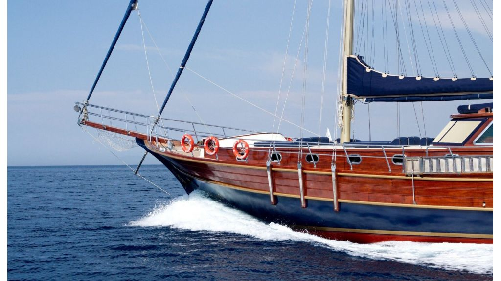 2007 Launched Gulet (7)