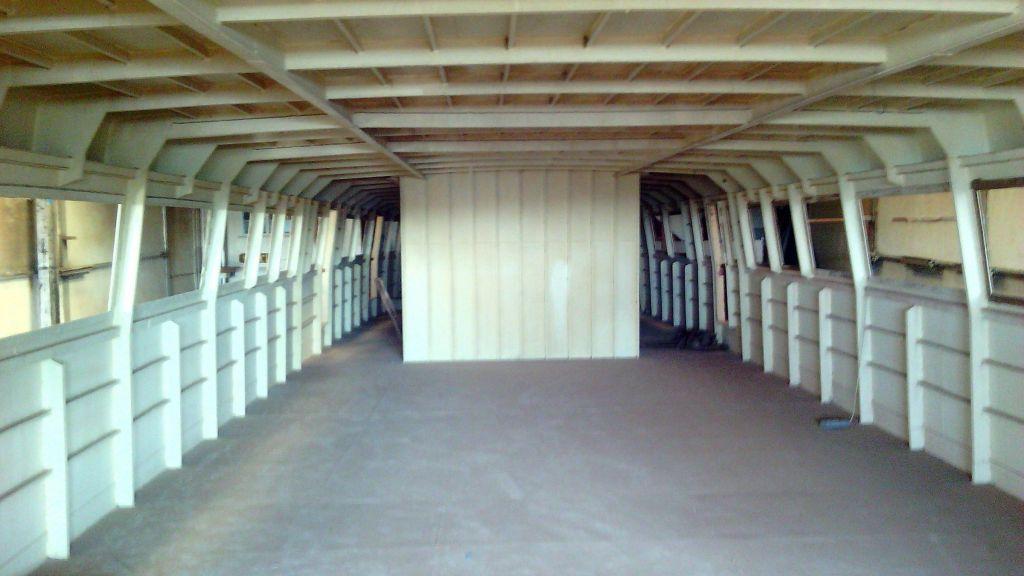 Aluminium Hull Baglietto (10)