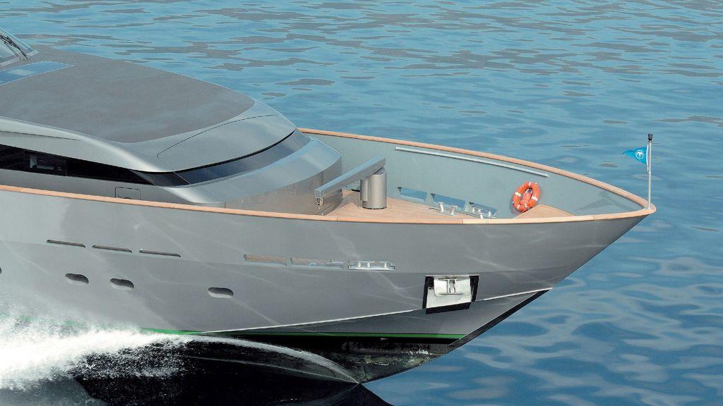 Aluminium Hull Baglietto (2)