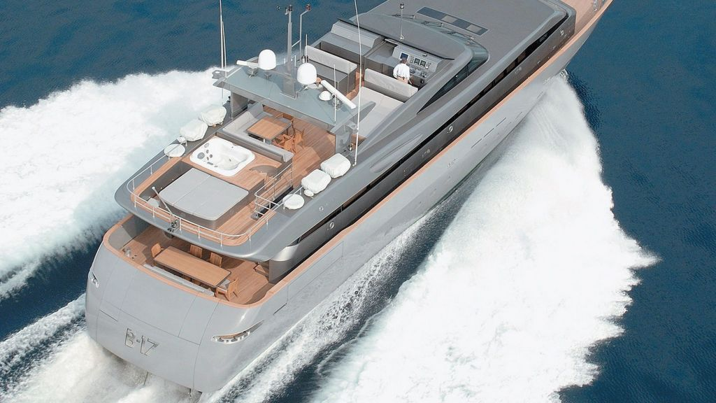 Aluminium Hull Baglietto (7)