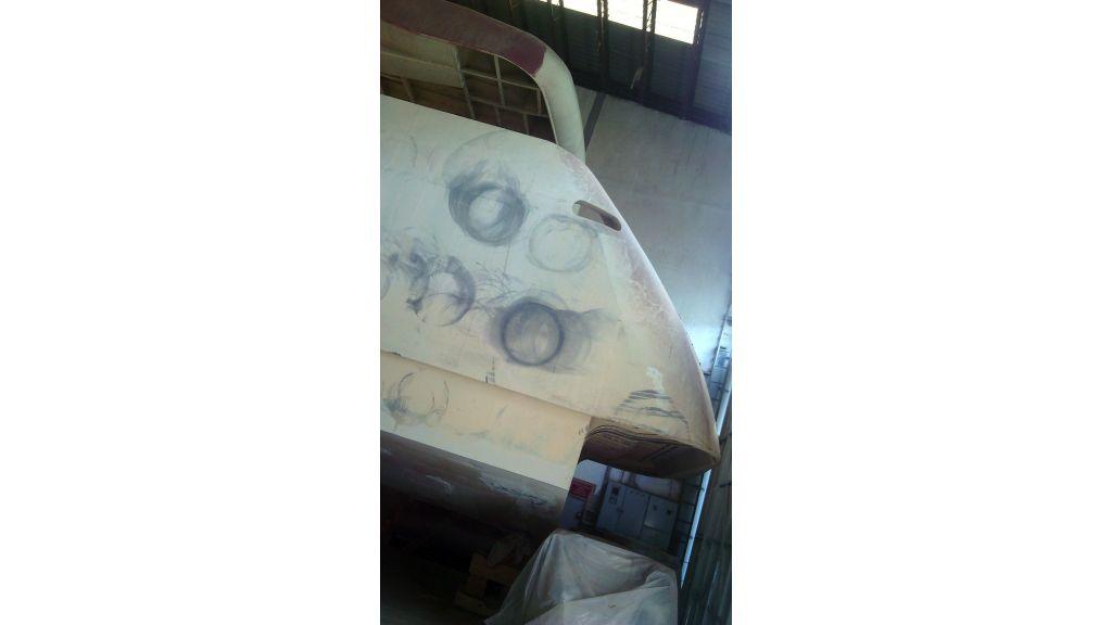 Aluminium Hull Baglietto (9)