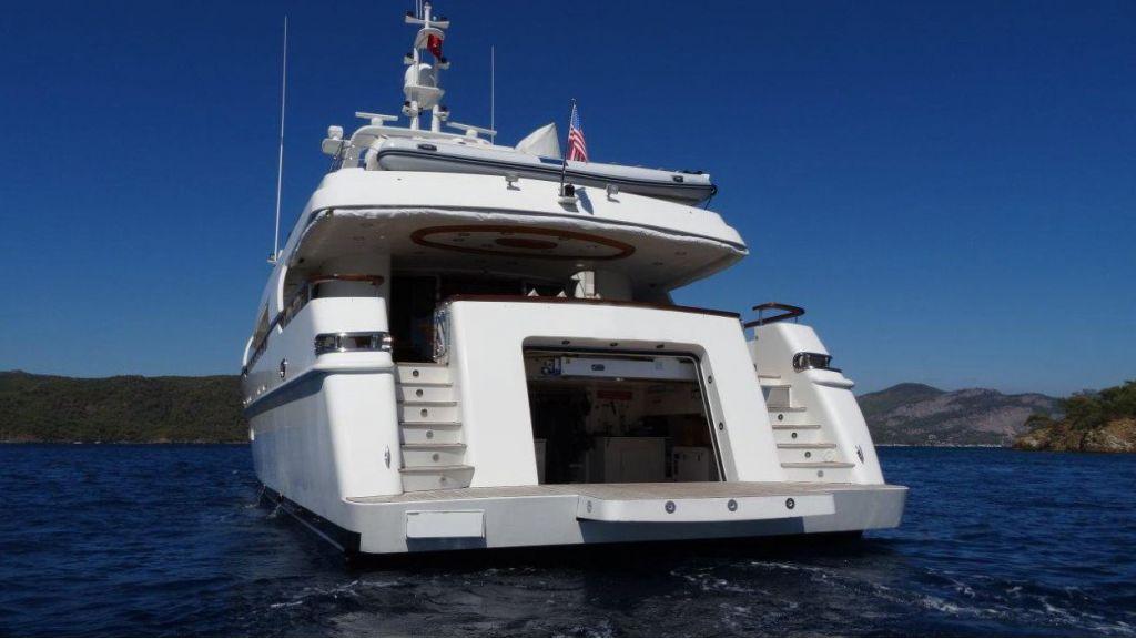 Benetti Style Motoryacht 11