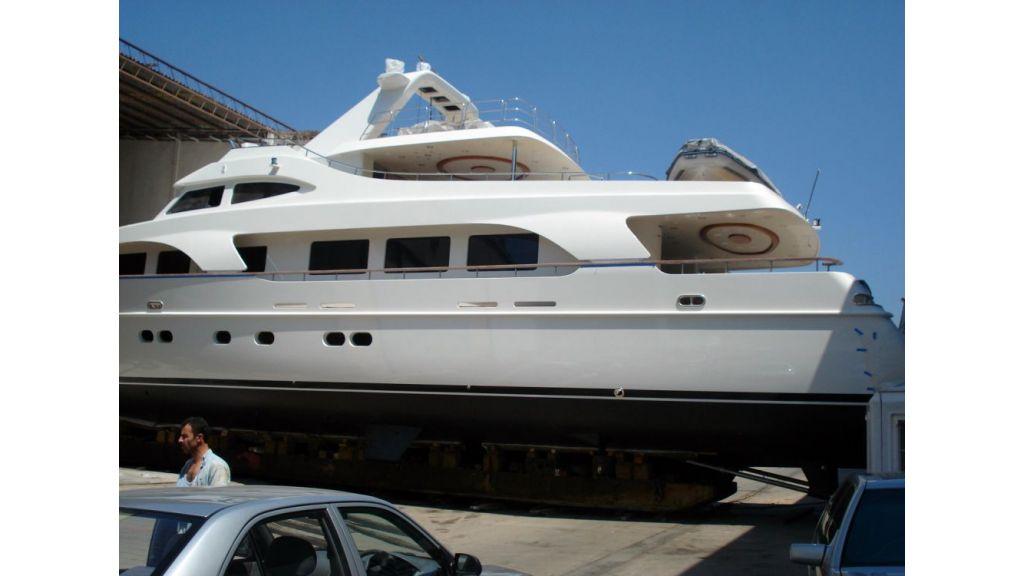Benetti Style Motoryacht (2)