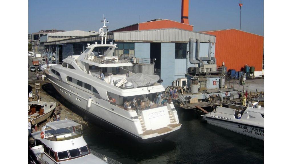 Benetti Style Motoryacht (3)
