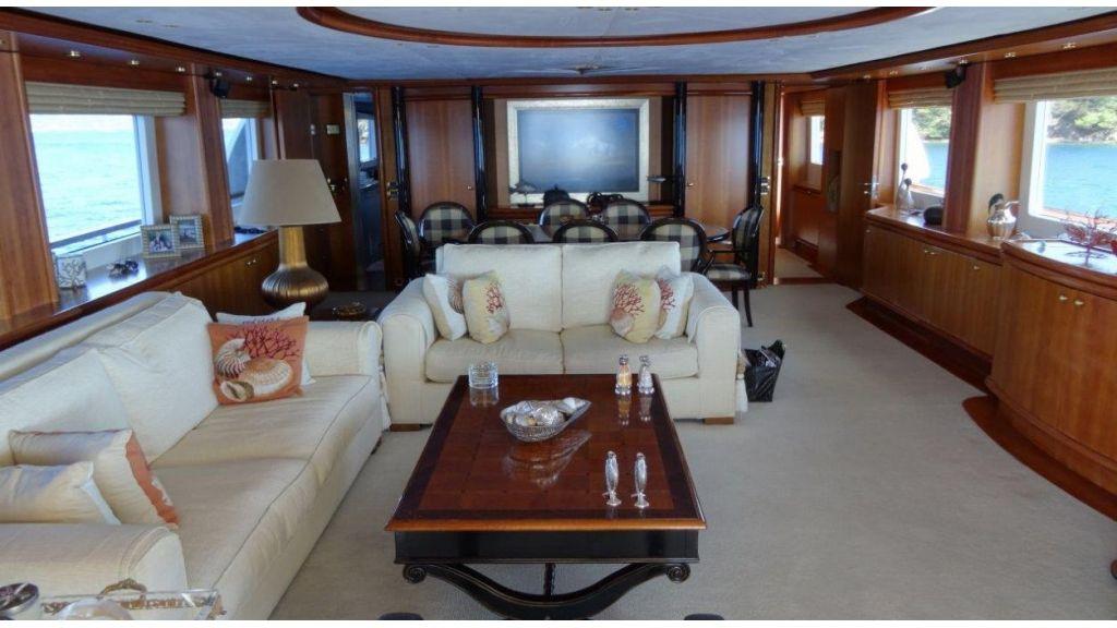 Benetti Style Motoryacht-master