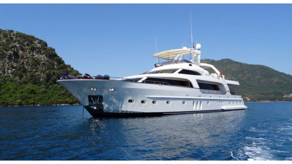 Custom Built Motoryacht