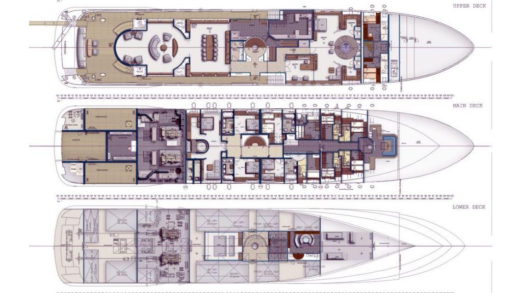 Custom Built Steel Motoryacht (2)