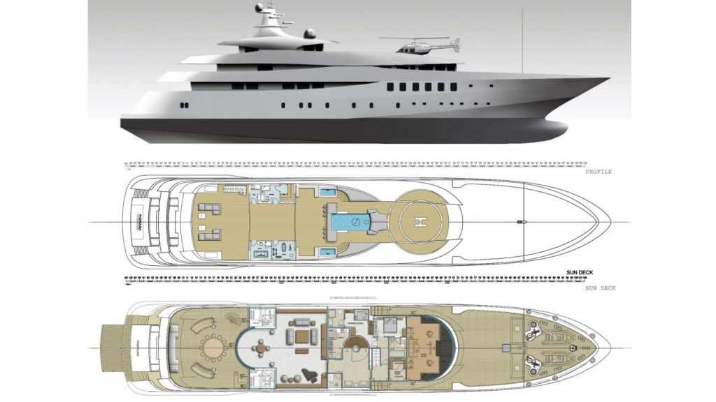 Custom Built Steel Motoryacht (3)