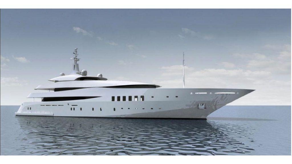Custom Built Steel Motoryacht (6)