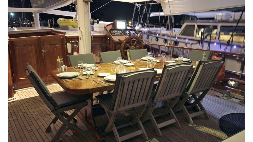 Five Cabins Transom Gulet (18)
