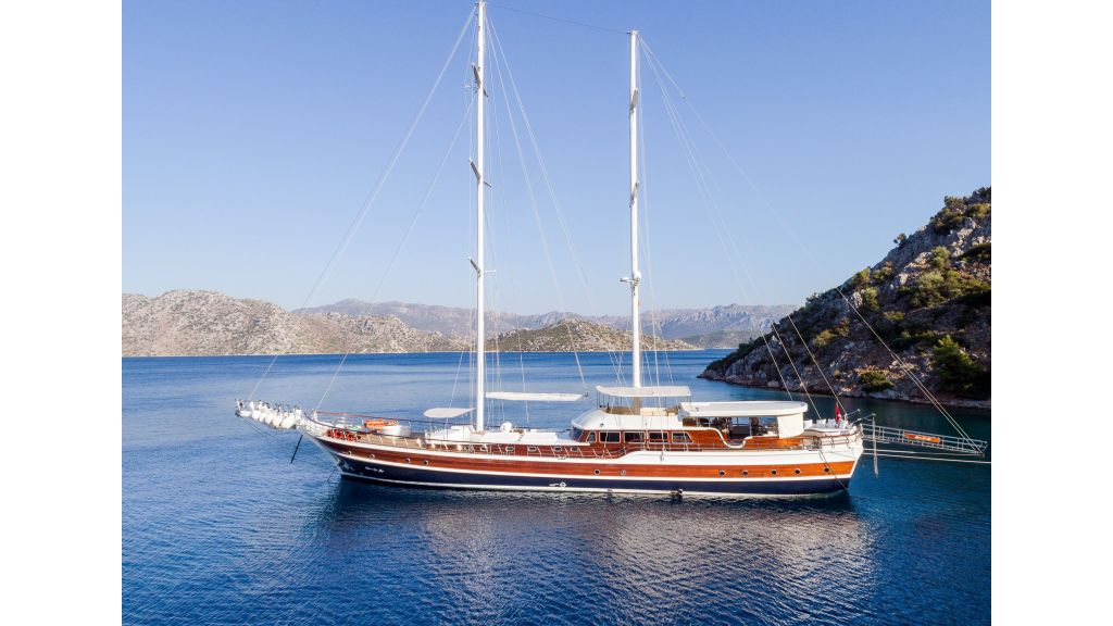 Halkon Del Mar Luxury Gulet (16)