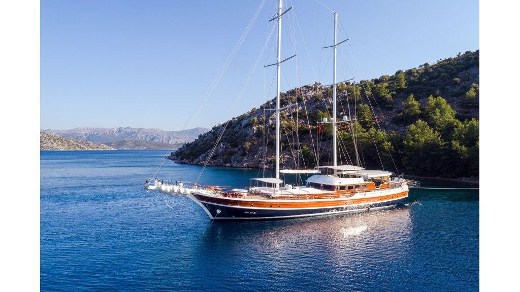 Halkon Del Mar Luxury Gulet (17)