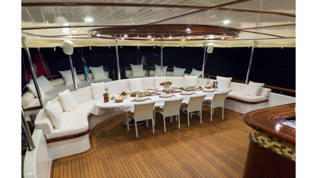 Halkon Del Mar Luxury Gulet (5)