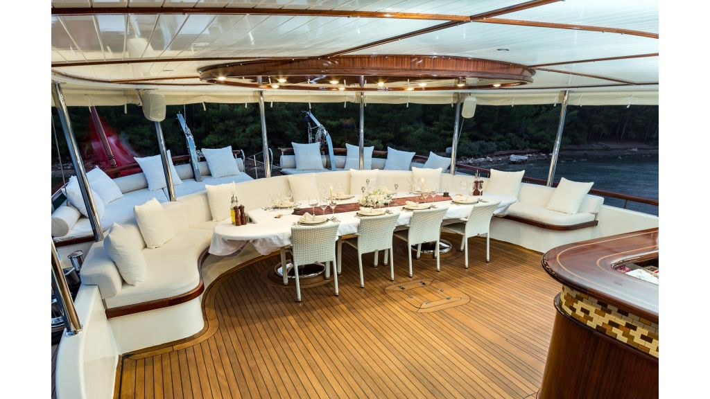 Halkon Del Mar Luxury Gulet