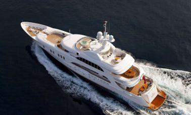 Motor Yacht Sensation (3) - master