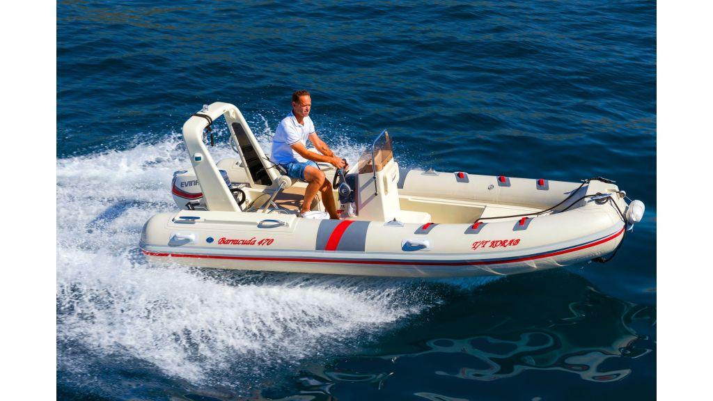 Korab Motoryacht Charter Croatia (10)