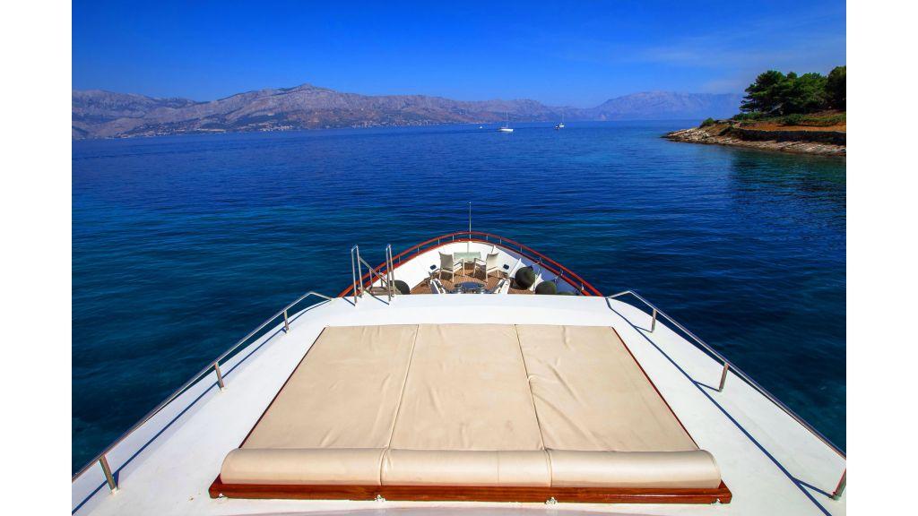 Korab Motoryacht Charter Croatia (17)