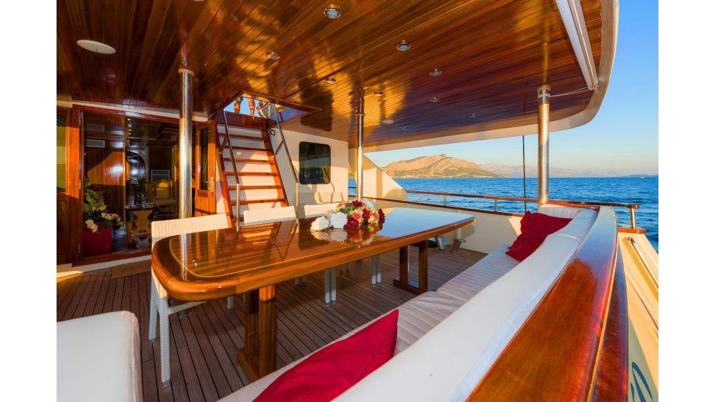 Korab Motoryacht Charter Croatia (20)