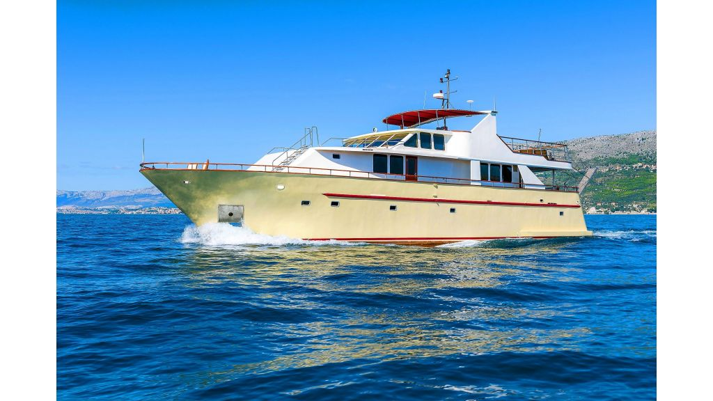 Korab Motoryacht Charter Croatia (6)