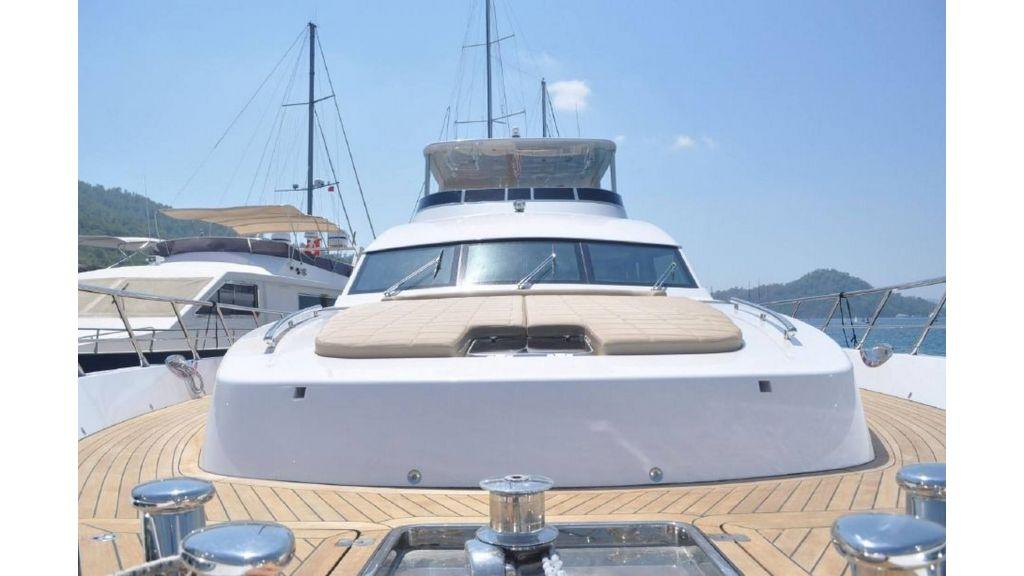 Richa 82 Motor Yacht master..