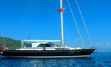 Sailing Yacht Southern Cross (1) - master