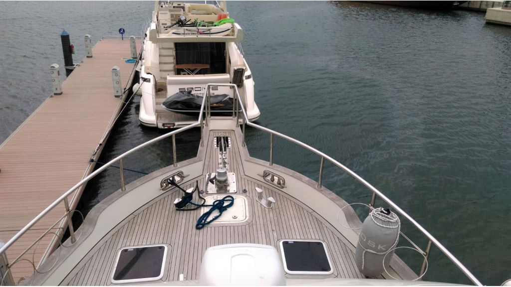 21m Trawler for sale (25)