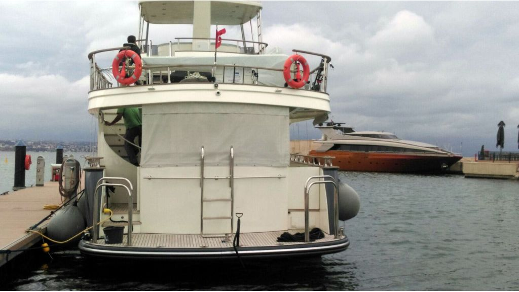 21m Trawler for sale (38)