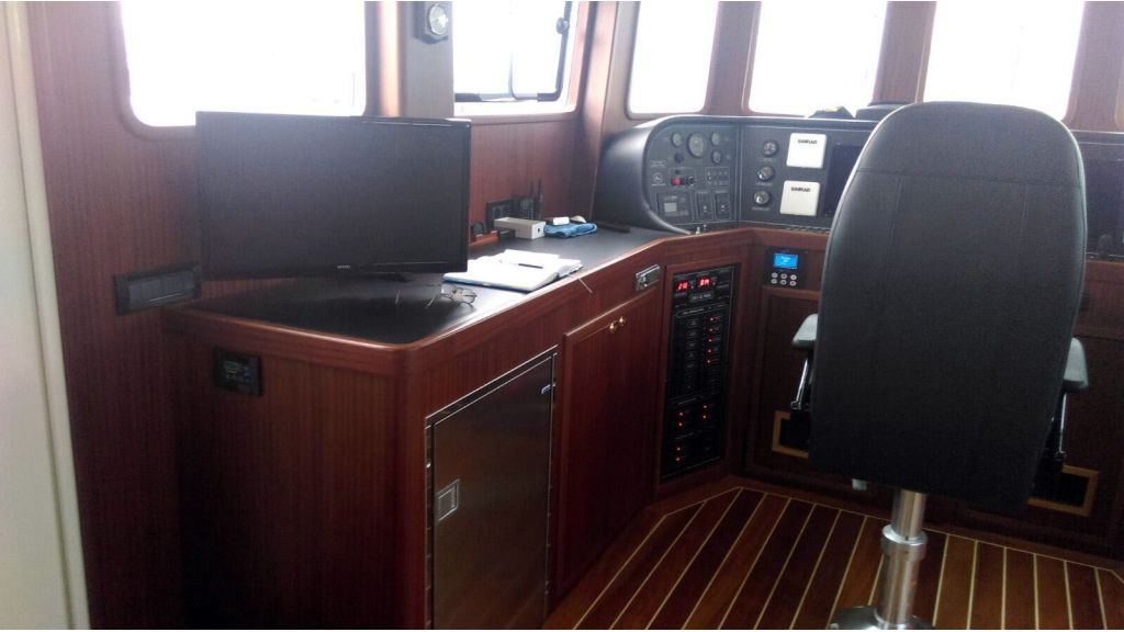 21m Trawler for sale (48)