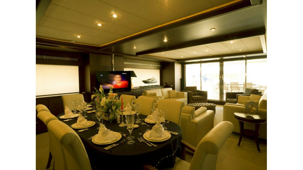 35m Custom Motoryacht master.
